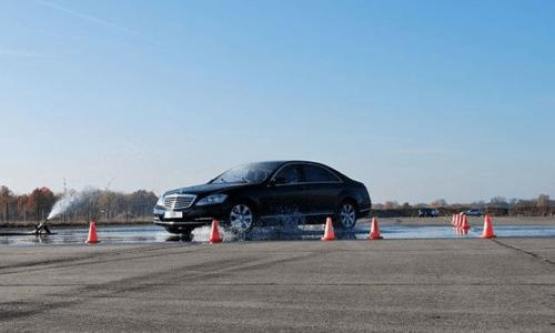 VIP- und Vorstandsfahrer-Ausbildung mit Fahrtraining